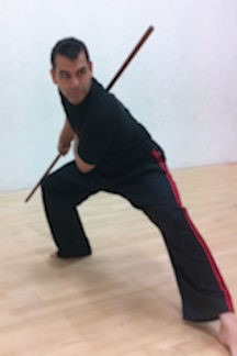 Darryl Barnett Shentie Instructor Profile Picture