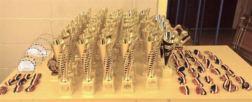 trophies table a